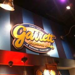 Photo taken at Garrett Popcorn Shops - Navy Pier by Vanessa C. on 6/12/2012