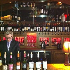 Photo taken at Mercy, a Wine Bar by Isidoro P. on 3/22/2012