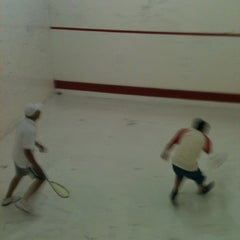 Photo taken at Squash Garza by Germán R. on 3/27/2012