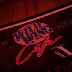 Photo taken at Wild Wing Cafe by Thad W. on 7/25/2012