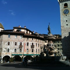 Photo taken at Piazza Duomo by Relais P. on 2/15/2012