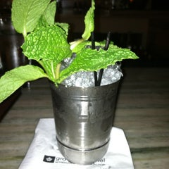 Photo taken at Cask Cookhouse at Loews by Allison M. on 5/2/2012