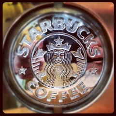 Photo taken at Starbucks   ستاربكس by Essa m. on 8/20/2012
