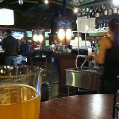 Photo taken at Bar Louie Matteson by Amanda M. on 4/18/2012
