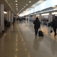 Photo taken at Buffalo Niagara International Airport (BUF) by Robert K. on 2/17/2012