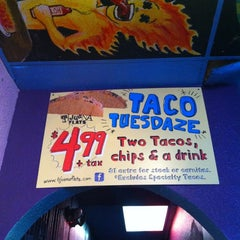 Photo taken at Tijuana Flats by John H. on 3/13/2012