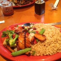 Photo taken at Pei Wei by Robbie C. on 5/24/2012