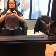 Photo taken at Christopher Anthony Salon & Spa by Yvia N. on 7/25/2012