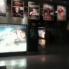 Photo taken at Yelmo Cines Icaria 3D by Shakti F. on 3/4/2012