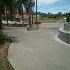 """Photo taken at Universitas Putra Indonesia """"YPTK"""" by Dimas R. on 4/1/2012"""