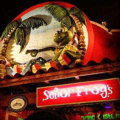 Photo taken at Señor Frog's Aruba by Hugo L. on 9/13/2012