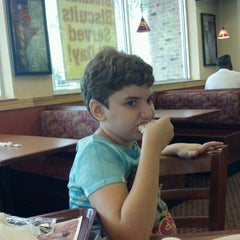 Photo taken at Bojangles' Famous Chicken 'n Biscuits by PAUL M. on 7/4/2012