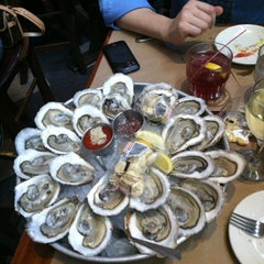 Photo taken at City Crab Shack by Candy C. on 4/17/2012