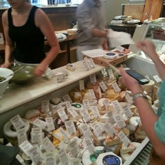 Photo taken at Rubiners Cheesemongers by Frank L. on 8/17/2012