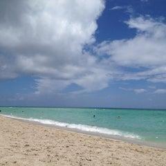 Photo taken at Trump International Beach Resort by Larisa M. on 7/13/2012