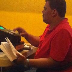 Photo taken at La Farandula by Alex H. on 3/22/2012