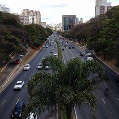 Photo taken at Avenida Vinte e Três de Maio by Erivandro P. on 8/30/2012
