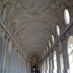 Photo taken at Reggia di Venaria Reale by Giorgio D. on 4/23/2012