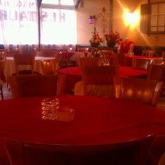 Photo taken at Magura Bulgarian Restaurant by Michael & Reni P. on 5/2/2012