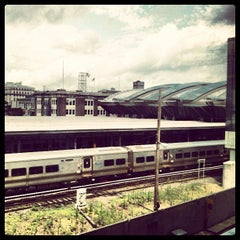 Photo taken at JFK AirTrain - Jamaica Station by Dave B. on 6/25/2012