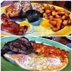 Photo taken at Perkins Restaurant & Bakery by Kim N. on 3/4/2012