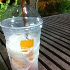 Photo taken at Zana's Bean Coffee by Trairong J. on 6/21/2012