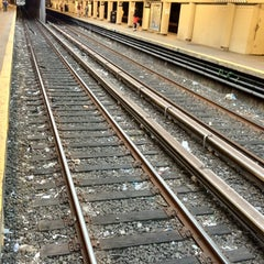 Photo taken at MTA Subway - Church Ave (B/Q) by Rick H. on 5/17/2012
