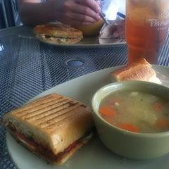 Photo taken at Panera Bread by Ann-Marie W. on 5/16/2012