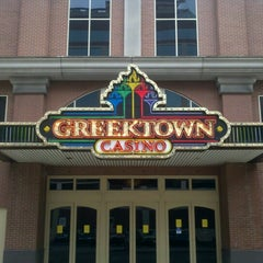Photo taken at Greektown Casino-Hotel by JP W. on 8/5/2012