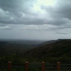 Photo taken at Mirante Boa Vista by Kariane P. on 7/13/2012