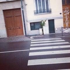 Photo taken at Rue de Bretagne by Lucas R. on 6/15/2012