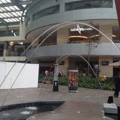 Photo taken at Parque Interlomas by Ileana O. on 2/21/2012