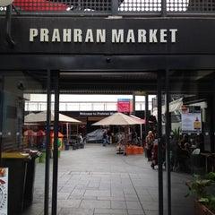 Photo taken at Prahran Market by Hagumi on 8/19/2012
