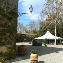 Photo taken at La Parrina by Luca M. on 4/6/2012
