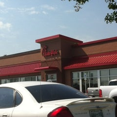 Photo taken at Chick-fil-A by Jared P. on 8/1/2012