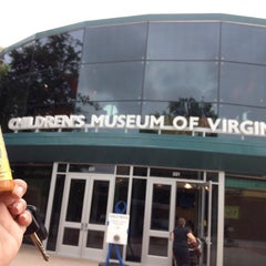 Photo taken at Children's Museum of Virginia by Big Dog Tina on 8/20/2012