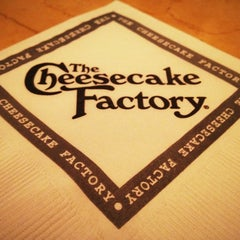 Photo taken at The Cheesecake Factory by Djundi K. on 5/30/2012