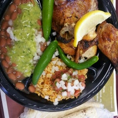 Photo taken at El Pollo Loco by Joey M. on 7/26/2012