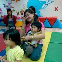 Photo taken at Baby Genius by Misa C. on 3/22/2012