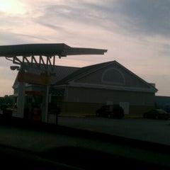Photo taken at Wawa by Drew M. on 8/14/2012