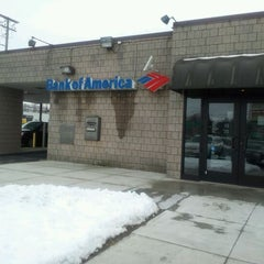 Photo taken at Bank Of America by Evan L. on 3/2/2012