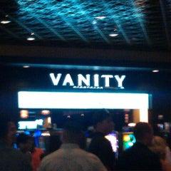 Photo taken at Vanity Nightclub VIP Room by Will C. on 5/21/2012