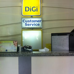 Photo taken at DiGi Center by Diana D. on 5/29/2012