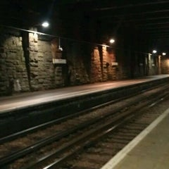 Photo taken at Green Lane Railway Station (GNL) by Martyn B. on 3/1/2012