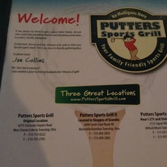 Photo taken at Putters Sports Grill by Jordan G. on 3/2/2012