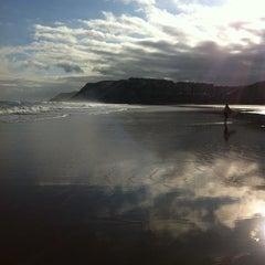 Photo taken at Playa Atxabiribil / Arrietara Hondartza by Jorge G. on 6/17/2012