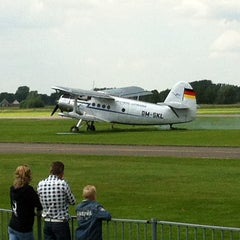 Photo taken at Teuge International Airport by Sven V. on 6/10/2012