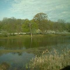 Photo taken at Valhalla, NY by Emma K. on 4/18/2012