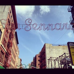 Photo taken at Little Italy by Carter M. on 9/8/2012