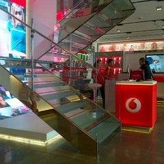 Photo taken at Vodafone - LOVING CUSTOMERS by Carmen C. on 7/15/2012